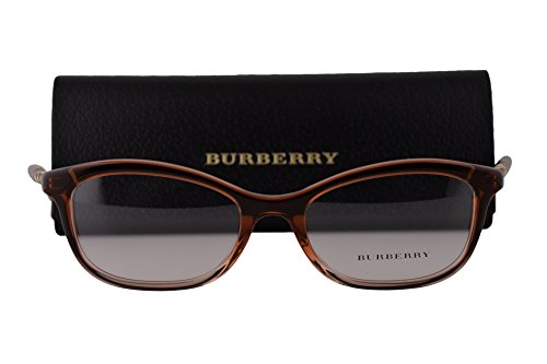 Burberry BE2231 Eyeglasses 54-18-140 Brown Gradient Pink 3608 BE - Burberry Ophthalmic Frames
