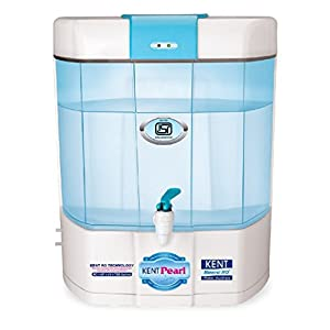 Kent-Pearl-8L-Mineral-ROUVVF-Water-PurifierWhite