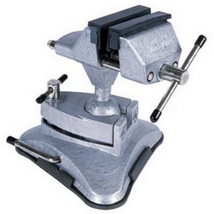 Eclipse Vise Multi-Angle Vacu-Vise 6-1/4'' Triangle Base by ECLIPSE TOOLS (Image #1)