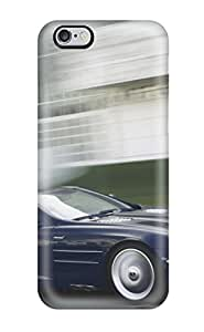 Iphone 6 Plus Case, Premium Protective Case With Awesome Look - Mercedes Mclaren Slr Wallpaper(3D PC Soft Case)