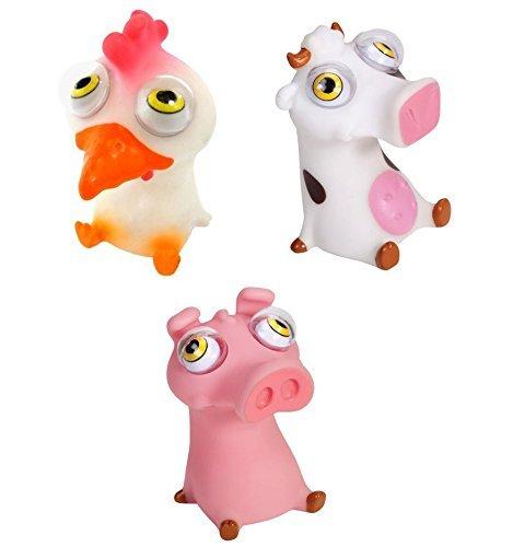 Farm Assortment Squeeze Pop Toys product image