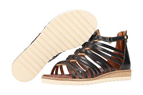 Sandalia Para Pikolinos Black Color Cuero Talla Black 35 Mujer O1dxdSwq