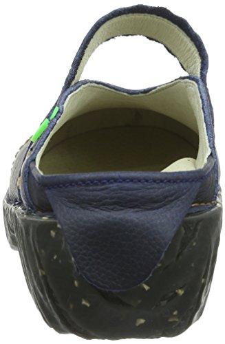 El Naturalista Womens Boot Nc96 Yggdrasil Ocean Pull Grain