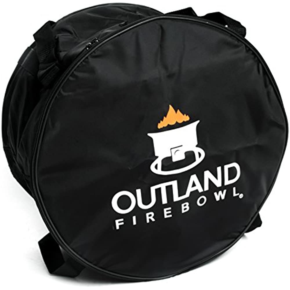 762 UV Weather Resistant Cypress Fire Pit Carry Bag, Fits ... on Outland Living Cypress Fire Pit id=66246