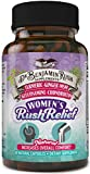 Dr Benjamin Rush Relief Supplements for Women, Supports Occasional Joint Back Pain, Hormonal Headaches, Glucosamine with Chondroitin Curcumin MSM Berberine. Helps Inflammatory Response, Antioxidant.