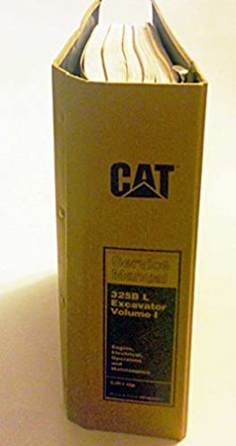 cat service manual 325b l excavator volume 1 engine, electrical wildcat wiring diagram cat service manual 325b l excavator volume 1 engine, electrical, operation and maintenance 2jr1 up caterpillar 0731123195389 amazon com books