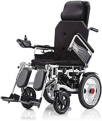 DAZHONG Las sillas de Ruedas eléctricas Plegables, Cada ...