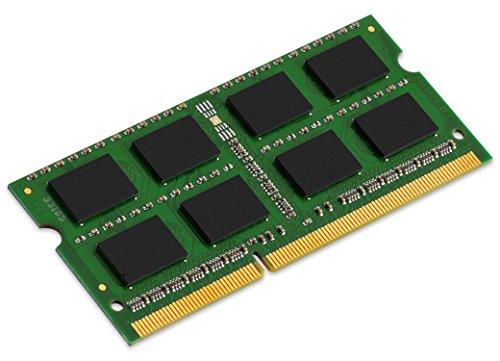 - Kingston Technology 8GB 1600MHz DDR3L (PC3-12800) 1.35V Non-ECC CL11 SODIMM Intel Laptop Memory KVR16LS11/8