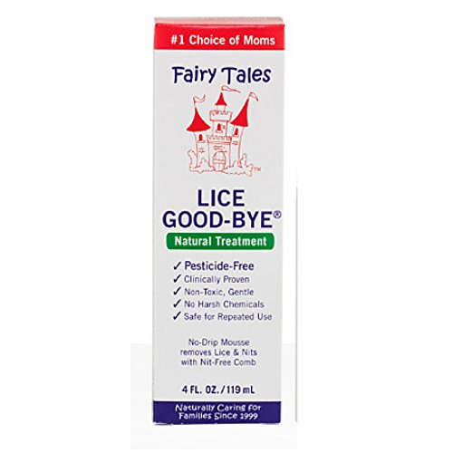 Fairy Tales Lice Good bye Removal