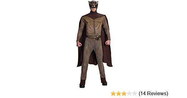 DC Comics Watchmen Muscle Chest Night Owl Costume