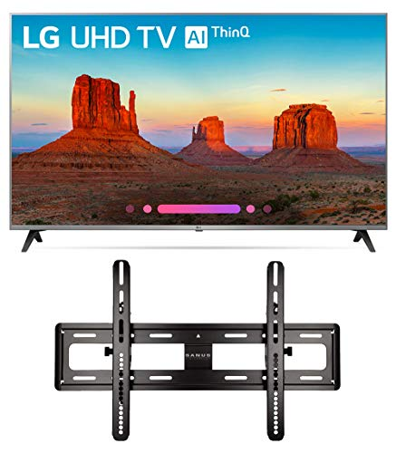 LG Electronics 65UK7700PUD 65-Inch 4K Ultra HD Smart LED TV