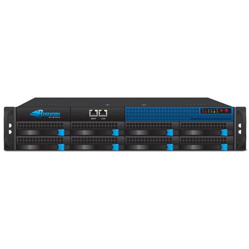 Barracuda Web Application Firewall 860 - Firewall - With 3 Years Energize Updates Subscription - Gigabit Lan - 2U - Rack-Mountable