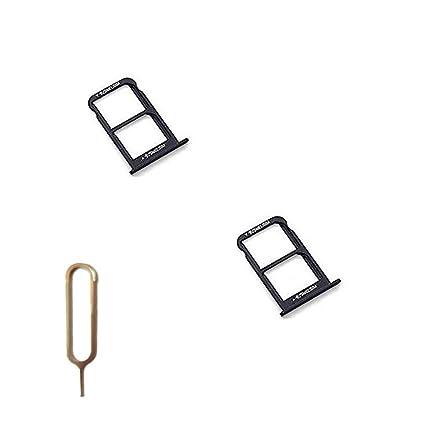 Amazon.com: Bandeja para tarjeta SIM Huawei Mate 9 – 【 2 ...
