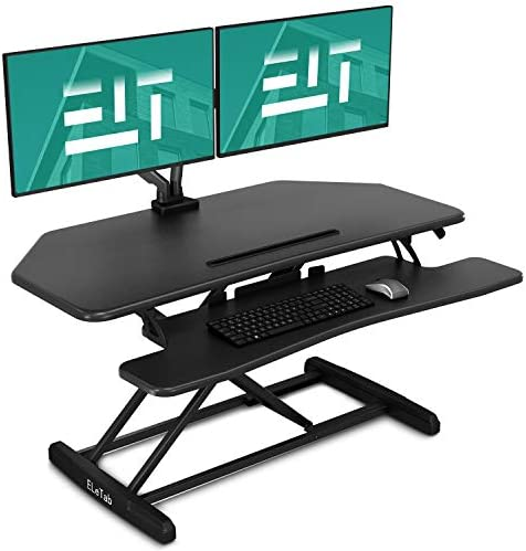 EleTab Standing Converter Workstation Tabletop