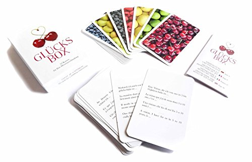 Unverschämt glücklich - Glücksbox: Kartenset: 52 Spielkarten für eine glückliche Beziehung