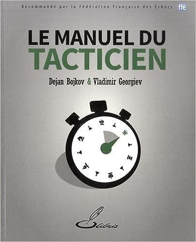 Téléchargement Le manuel du tacticien pdf epub