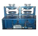 techhub semi automatic double die paper plate making machine(TCS045j)