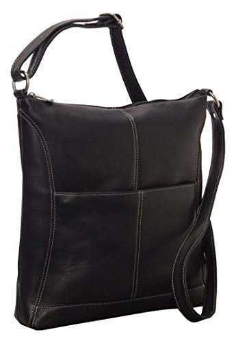 Le Slip Donne Easy Leather Crossbody Black tr0qtwF