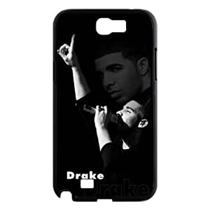 Hjqi - Personalized Drake Plastic Case, Drake Unique Back Case for Samsung Galaxy Note 2 N7100