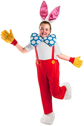 Child Roger Rabbit Costume : Medium 8-10