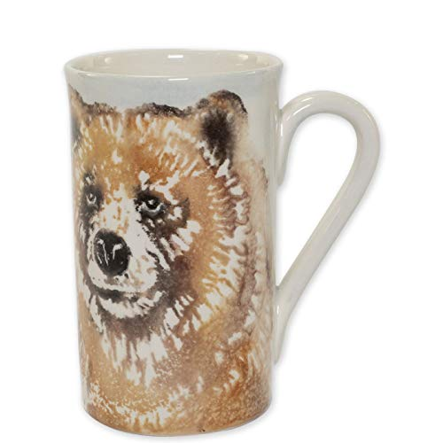 Vietri Into The Woods Bear Mug