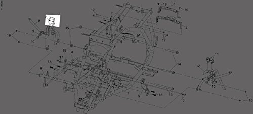 250 Shaft Gear Control Unit S3576arcb000 New Oem ()
