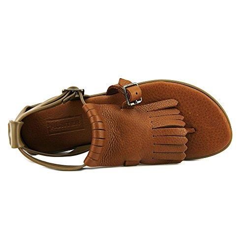 Womens Original Sandal Fringe Wellies T Brown Hunter Bar w5Ygqnp