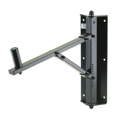 K&M 24120 Speaker Wall Mount by K&M Stands