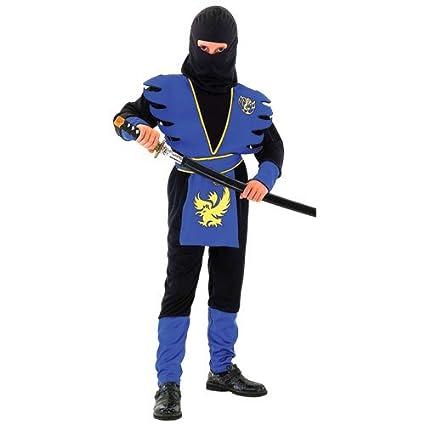 Ninja - Disfraz niño, talla M (EB-4013. M)