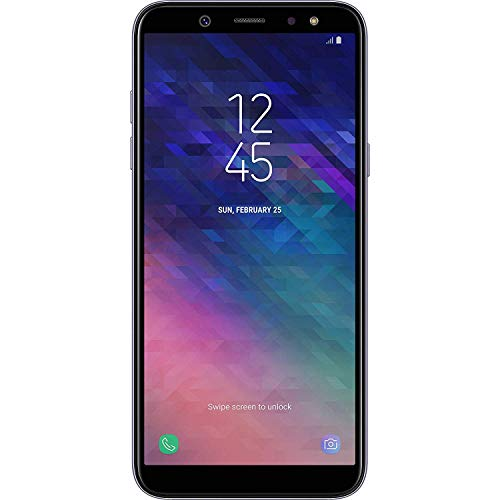 Samsung Galaxy A6 SM-A600P 32GB Black (Boost Mobile)(Renewed)