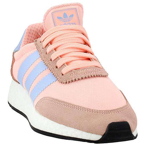 adidas I-5923 Women's Shoes Clear Orange/Periwinkle/Core Black cg6025 (7.5 B(M) US)