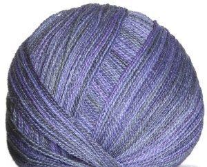 Classic Elite Silky Alpaca Lace Handpaints Lavender Blue 2459 Yarn -