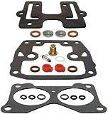 Poseidon Marine Carburetor Repair kit for Johnson Evinrude 392550 398526 434888 435443 439076