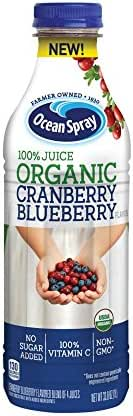 Fruit Juice: Ocean Spray 100% Organic Juice