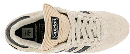 Adidas Busenitz Pro Dust Skate Shoes - Sand/Core Black/White - 9.5