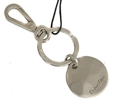 Keyrings keychain metal unisex CK CALVIN KLEIN item K60K603609 OLIVIA KEYFOB