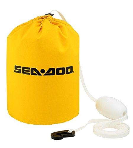 Sea-Doo New OEM Sand Bag Anchor, Yellow, 295100661 (Pwc Anchor Sand)