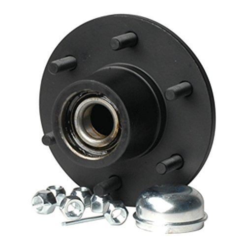 C.E. Smith Trailer Hub Kit - Tapered Spindle - 6x5.5 Stud - 3,000lb Capacity by CE Smith