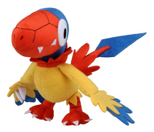 Takaratomy Pokemon Best Wishes Plush Doll - N-27 - Archen