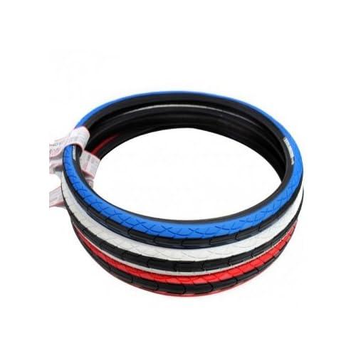 Haute Qualité Kenda VTT coloré Tire 26 x 1 - Blue