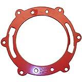PASCO 21013 Toilet Flange Repair Metal Quick Ring to Repair/Replace Broken Closet Rings