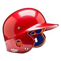 Schutt Sports AiR Pro 5.6 Softball Batter's Helmet, High Gloss Scarlet, Small