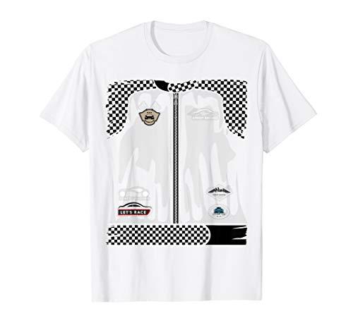 (Cute Race Car Driver Halloween Costume Shirt Drag Racer)