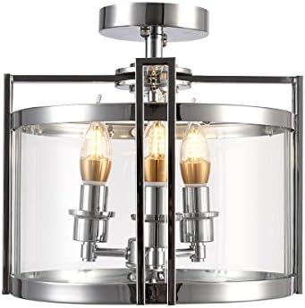 Ola vida tambor Tipo diseño moderno lámpara de techo para ...