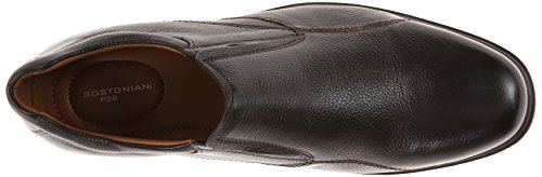 Bostonian Caydon Step Rund Leder Slipper Brown