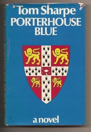 book cover of Porterhouse Blue