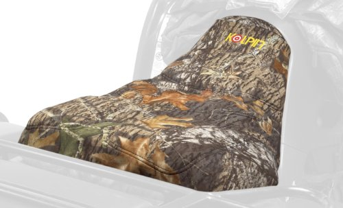 Camo Atv Seat Covers - Kolpin Mossy Oak Breakup Seat Cover - 93640