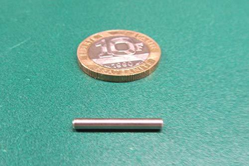 50 Pcs 3//32 Diameter x .750 Length Oversized 18-8 Stainless Steel Dowel Pin