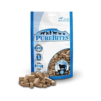 PureBites Lamb for Dogs, 3.35oz / 95g - Mid Size