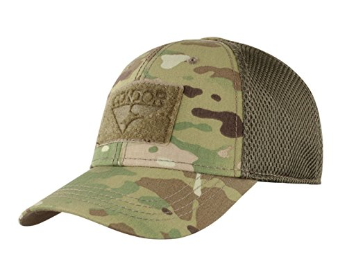 - Condor Outdoor Flex Mesh Cap, Color Multicam, Size L/XL